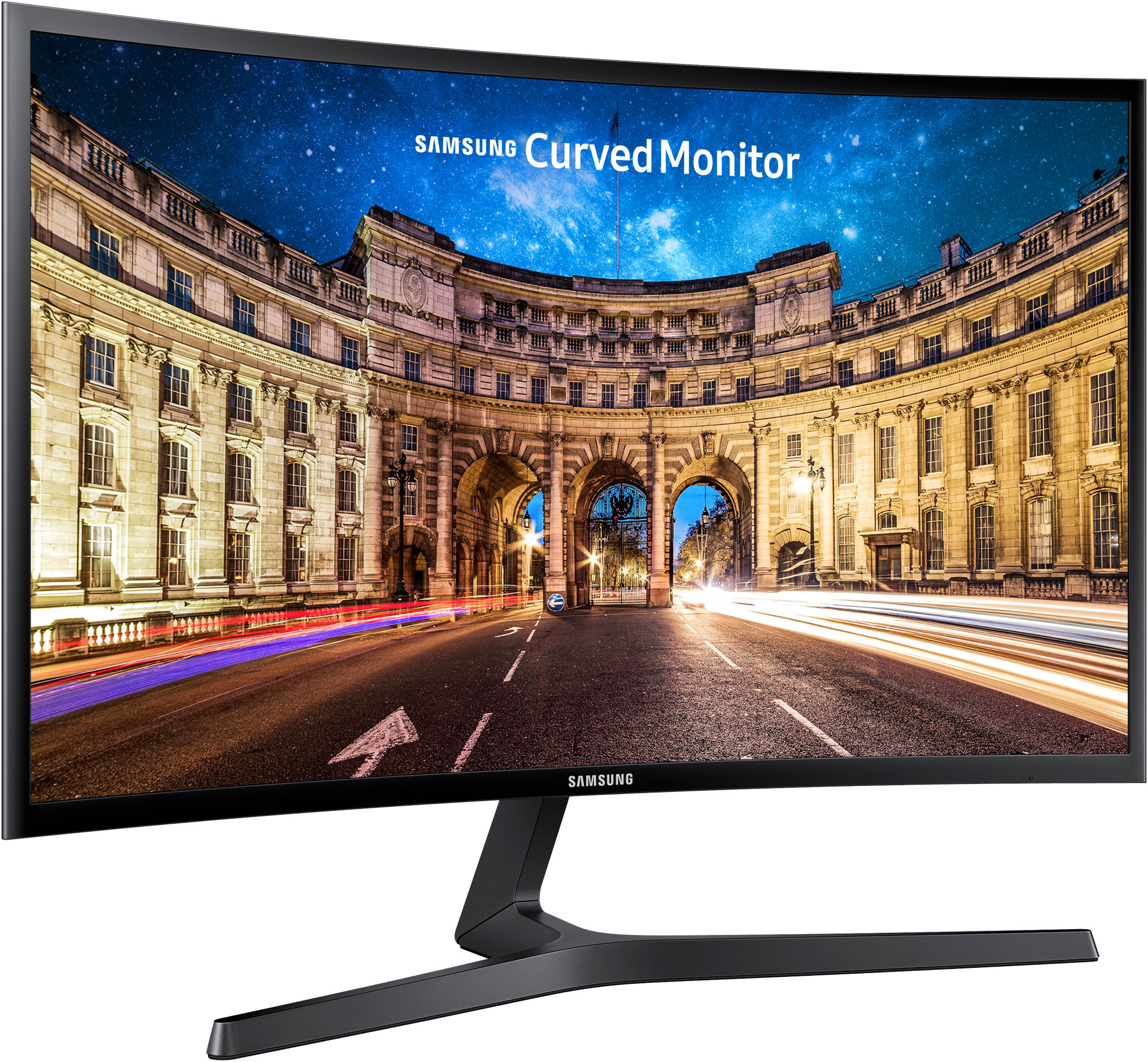Samsung 24 inch curved monitor Image
