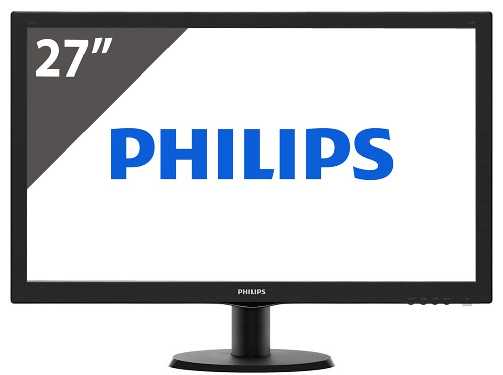 Philips FullHD 27 inch monitor Image