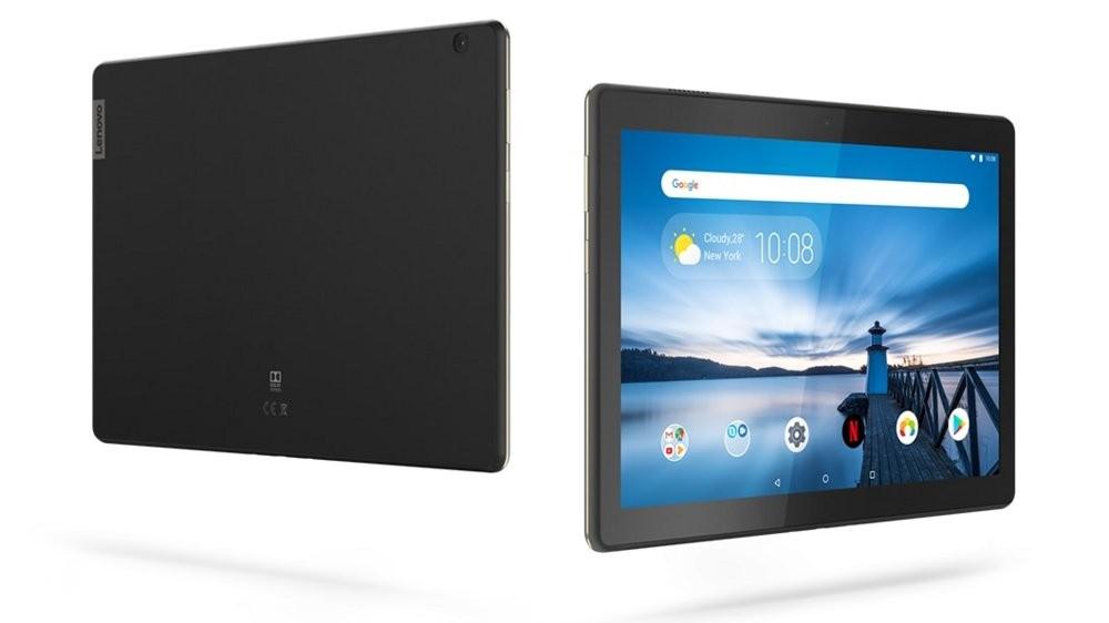 lenovo m10 tablet incl flip case Image