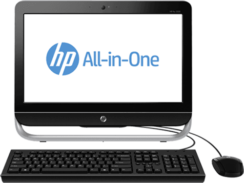 hp all in one 20 inch Image